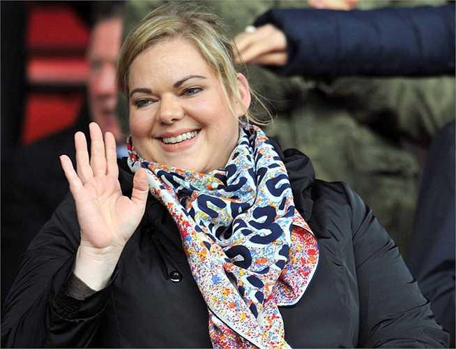 Bà chủ của Southampton có tài sản 1,9 tỷ bảng.
