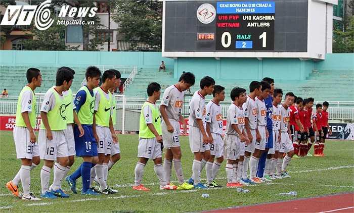 Đối thủ của U18 PVF lần lượt sẽ là U18 Frenz United B và U18 Phnom Penh Crown (Ảnh: Hoàng Tùng)