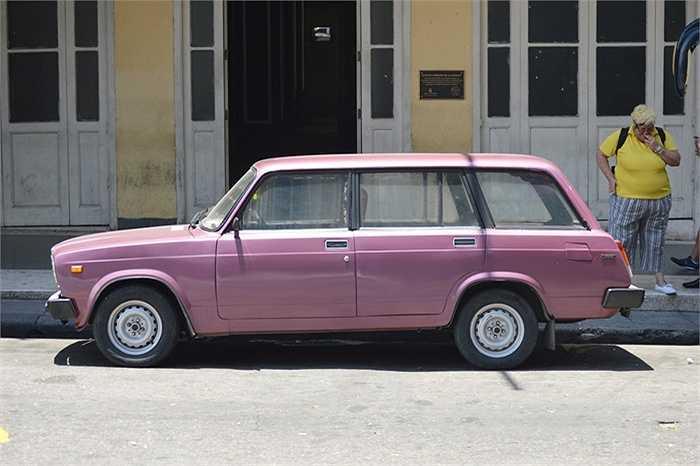Ví dụ như xe có gốc gác từ Liên Xô thì là hàng viện trợ trước những năm 1990.