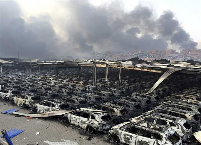 Những hình ảnh cho thấy mức độ kinh hoàng của thảm họa