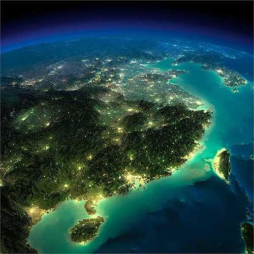 Khu vực miền Đông Trung Quốc