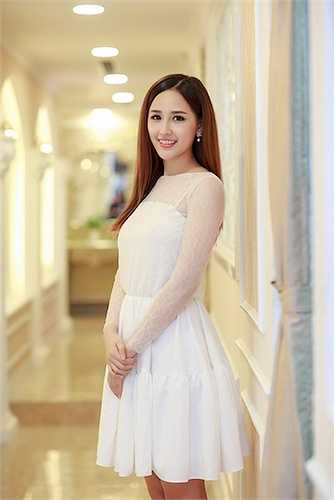 Tối qua (13/8), Mai Phương Thuý đã có mặt tại một sự kiện được tổ chức tại Hà Nội.