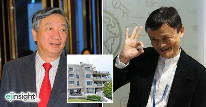 Ngôi nhà này từng thuộc sở hữu của Francis Yuen Tin-fan (Cựu Phó Chủ tịch sàn chứng khoán Hongkong)