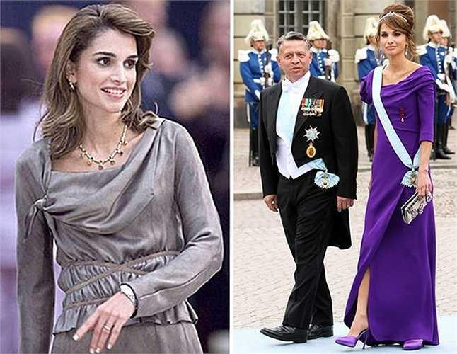 Hoàng hậu Rania của Jordan đã hai lần được tạp chí Forbes bình chọn là một trong số 100 người có ảnh hưởng nhất trên thế giới