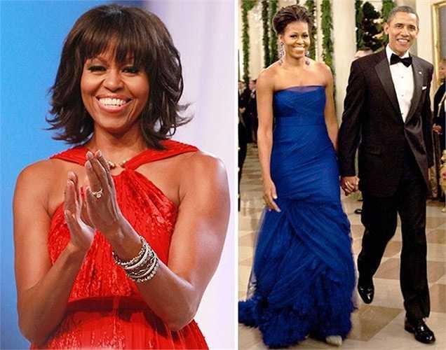 Michelle  Obama là một trong những đệ nhất phu nhân đẹp nhất thế giới