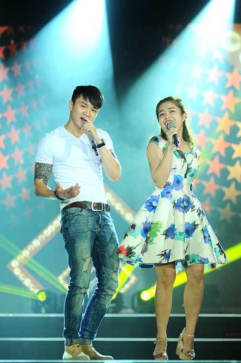 Lê Văn Đạt và Hoàng Hồng Ngọc, hai giọng ca sáng ở bảng Nhạc nhẹ Sao Mai 2015