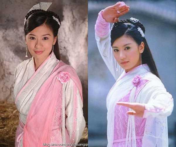 'Triệu Mẫn' Giả Tịnh Văn - hôn nhân lận đận: Khi tham gia phim, người đẹp Đài Loan đảm nhận vai nữ chính. Cô là sao hạng A của màn ảnh Hoa ngữ thời điểm đó.