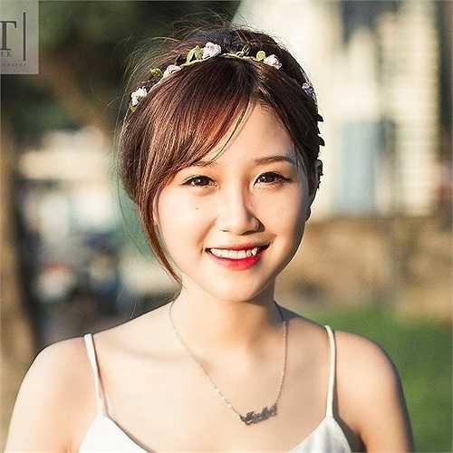Hot girl này là Nguyễn Thị Trà My, đến từ Hải Phòng.