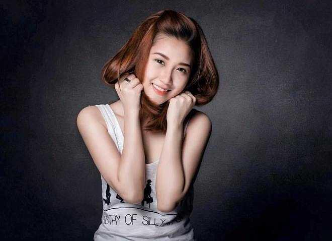 Trà My là sinh viên lớp Chất lượng cao - khoa Triết - ĐH Quốc gia Hà Nội