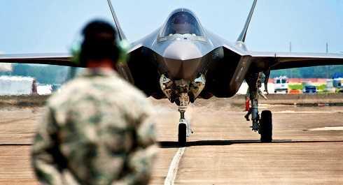 Chiến cơ F-35 tối tân của Mỹ