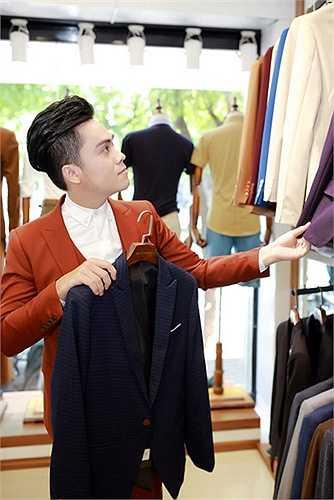 MC Thái Dũng là gương mặt MC đang nổi lên ở Hà Nội