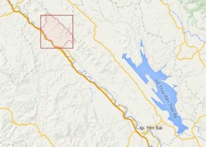 Chiều 12/8, vụ giết ngời dã man khiến cả xóm núi thuộc thôn Cài, xã Lâm Giang, huyện Văn Yên, Yên Bái chấn động.