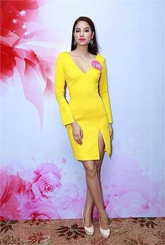 Phạm Thị Hương sinh năm 1991, cao 1,76 m. Hiện cô là giảng viên của Cao đẳng Văn hoá nghệ thuật du lịch Sài Gòn. Người đẹp từng đoạt danh hiệu Á hậu 1 Miss Sport 2014 tổ chức tại Nga. Năm 2014, cô tham gia Hoa hậu Việt Nam và vào top 10.
