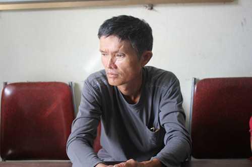Ông Phan Văn Đại thừa nhận xích con trai nhiều lần vào gốc cây mà không biết đó là hành động trái pháp luật.