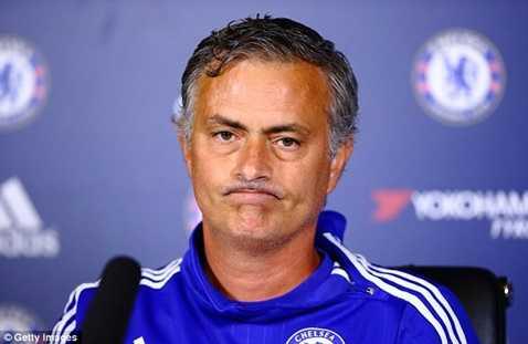 Mourinho gặp rắc rối khá lớn trước đại chiến Man City