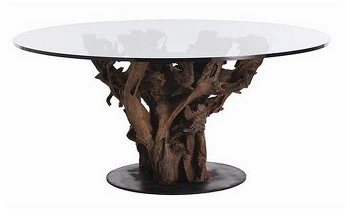 Chiếc bàn ăn Arteriors Kazu Dining Table là một trong những chiếc  bàn ăn độc đáo nhất thế giới, có giá 9,6 triệu USD (hơn 211 tỷ đồng).