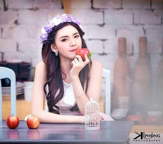 Cô bạn Du Dương hiện là học sinh trường THPT Vạn Hạnh, TP.HCM.