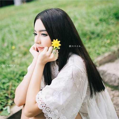 Ước mơ của Du Dương là trở thành mẫu ảnh chuyên nghiệp, được nhiều người biết đến.
