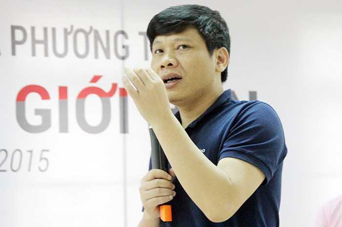 ông Tuấn Hà – CEO Vinalink, Chủ tịch CLB SEO Việt Nam