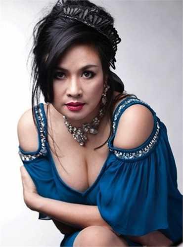 Thanh Lam là một trong những biểu tượng bất tử của nhan sắc Việt.