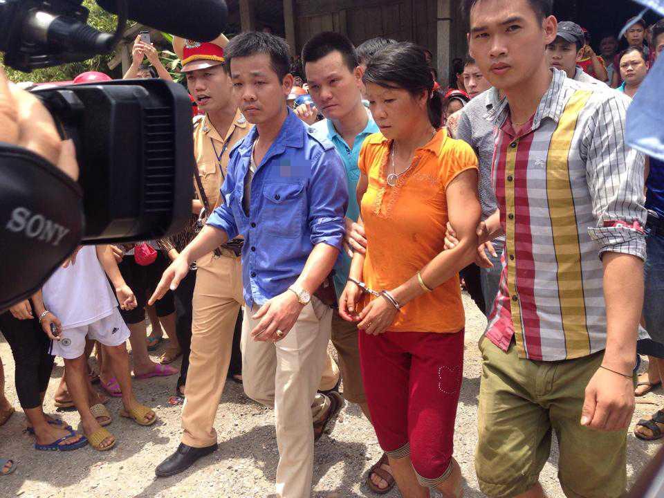 Các đối tượng trong vụ thảm án Yên Bái đã bị bắt giữ
