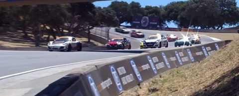 Tìm hiểu giải đua NASCAR - giải đua 'nguy hiểm' nhất thế giới