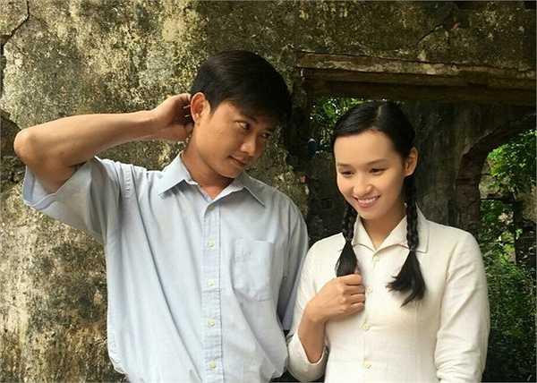 Nói về Tiến Lộc, Lã Thanh Huyền cho biết, cả hai khá thân thiết ở ngoài đời nên trong cả quá trình quay, họ phối hợp rất ăn ý.