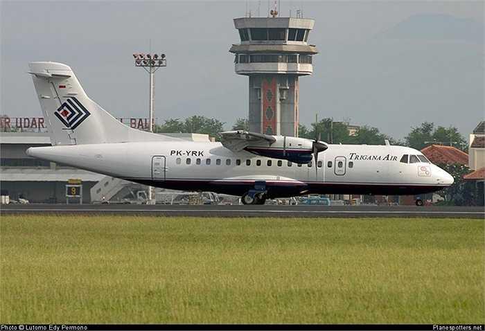 Tin tức về máy bay ATR 42 chở 54 hành khách của hãng Trigana Air Service bị rơi thu hút sự quan tâm của dư luận. Đây là loại máy bay chở khách chặng ngắn