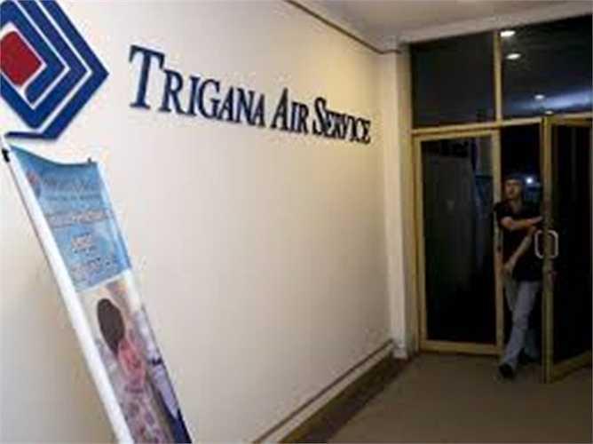 Trigana Air bị cấm bay tại EU từ năm 2007. Năm 1991 bắt đầu hoạt động của hãng. Từ đó đến nay gặp 14 sự cố, trong đó có 10 máy bay gặp nạn