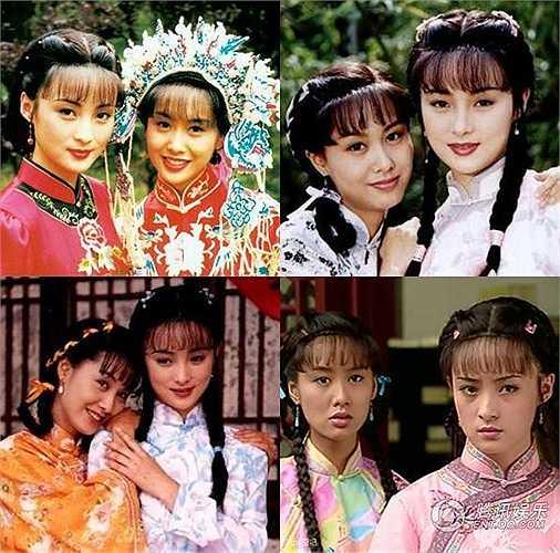 Năm 1997, Chu Ân và Thủy Linh gây sốt trên màn ảnh khi xuất hiện trong phim Trời cao đổ lệ. Khán giả tán dương nét dịu dàng, truyền thống của hai người đẹp.