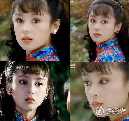 Nét đẹp thời trẻ của Trần Hồng là ngũ quan hoàn mỹ, không tỳ vết, như bước ra từ tranh vẽ.