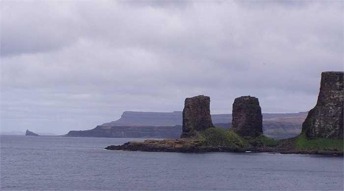 Quần đảo Kerguelen, Ấn ĐỘ Dương nằm ở phía Nam xa xôi của đại dương này