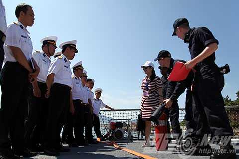 Hải quân, Việt Nam, Hoa Kỳ, chia sẻ, ứng phó thảm họa, Đà Nẵng, Đối tác Thái Bình Dương, PP15