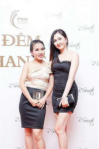 Mai Mai và diễn viên Thùy Dương