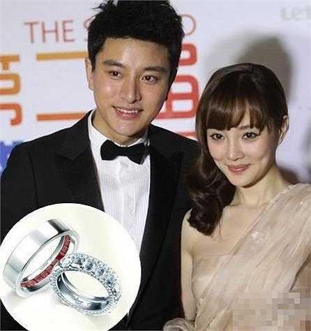 Ngày 31.3.2012, cặp đôi ngôi sao Lý Tiểu Lộ và Giả Nãi Lượng chính thức kết hôn, nữ diễn viên được tài tử điển trai tặng nhẫn kim cương 6 carat.