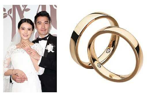 Tháng 11.2014, nữ diễn viên 34 tuổi Cao Viên Viên kết hôn cùng tài tử điển trai Triệu Hựu Đình. Cô nhận chiếc nhẫn cưới kim cương 18 carat dòng Plume kinh điển từ thương thiệu Chaumet, trị giá 1.900 euro (46 triệu đồng).