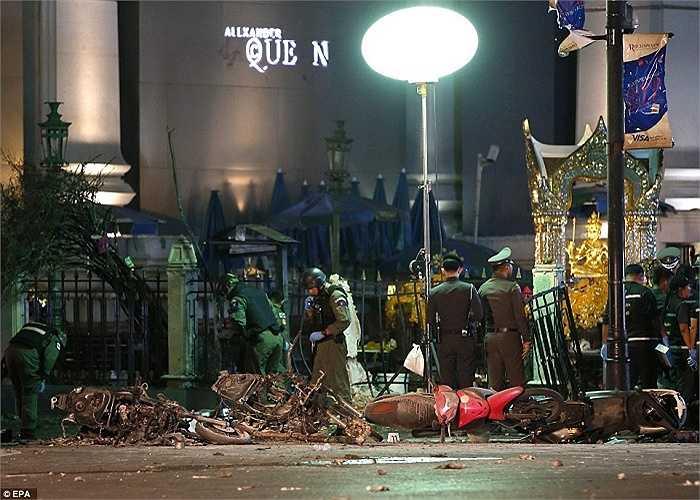 Chưa thể xác định được động cơ đánh bom nhằm mục đích chính trị hay khủng bố nhưng hung thủ rõ ràng muốn phá hoại kinh tế và du lịch ở khu vực này, Telegraph dẫn lời các nhà chức trách Thái Lan