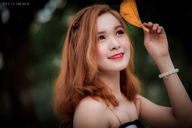 Nữ sinh Nguyễn Phương Thu (1993), biệt danh Thu Mèo, đến từ Việt Trì - Phú Thọ.