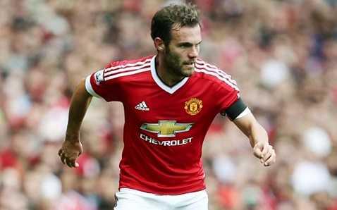 Dù là 1 hộ công thuần túy nhưng chưa chắc Mata đã được đá số 10 tại Man Utd