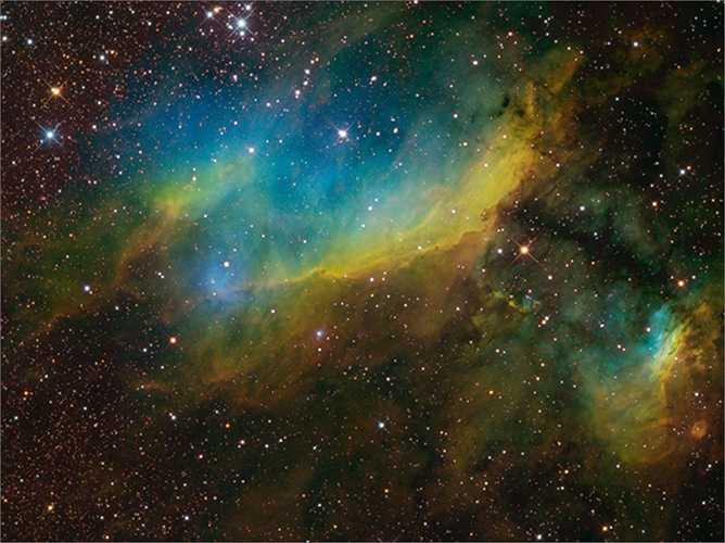 Nhiếp ảnh gia người Áo cho hay, ông chụp ảnh vũ trụ không phải chỉ vì đam mê mà còn vì mục đích khoa học.