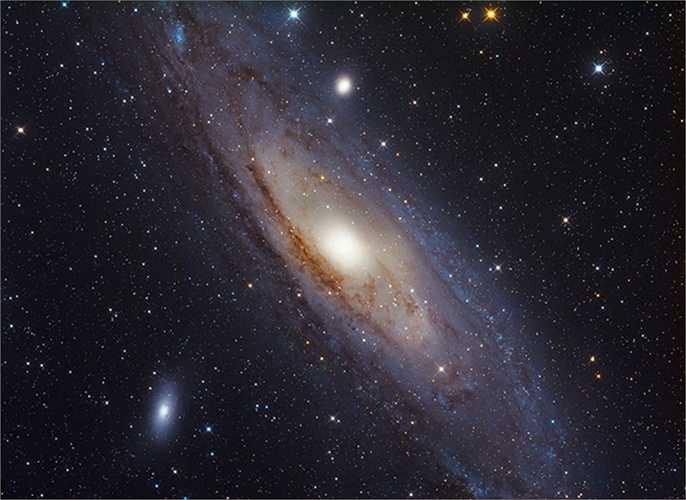 Trong cuộc phỏng vấn với In Sight, Rhemann nói: 'Ngay từ lúc bắt đầu, các thiên hà xa xôi, tinh vân và sao chổi đã thu hút sự chú ý của tôi'.