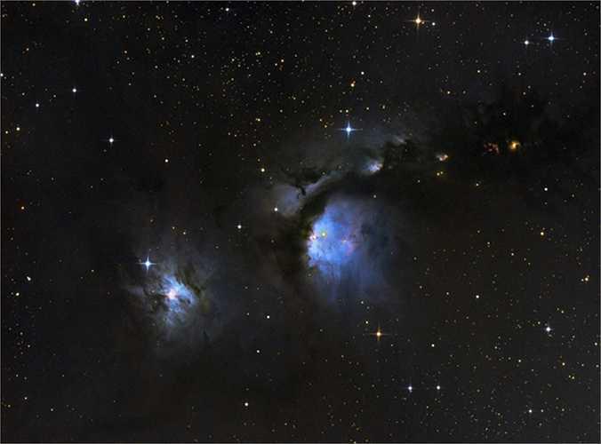 'Để chụp bức ảnh theo thể loại này, bạn không cần có kiến thức sâu về thiên văn học. Tuy nhiên, mọi việc sẽ dễ dàng hơn nếu bạn đã quen với những chòm sao chính', Rhemann nói.
