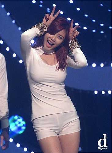 Hyosung chia sẻ cô muốn kết hôn ở tuổi 32.