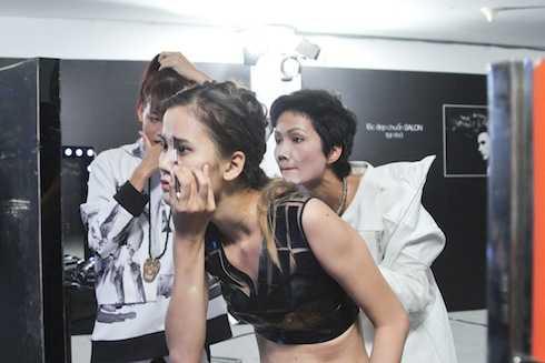 Vietnam's Next Top Model 2015 1