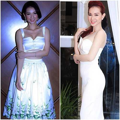 Nhưng cuộc hôn nhân đổ vỡ đã khiến Quỳnh Chi trưởng thành hơn. Cô tự đứng dậy mạnh mẽ và quyết định thay đổi phong cách của mình.