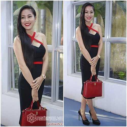 Lê Phương cũng là một minh chứng điển hình cho những người đẹp lột xác sau ly hôn. Trước đây cô cũng là một cô gái rất dịu dàng.