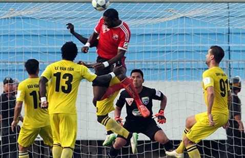 Trận đấu buông bỏ của ứng viên vô địch FLC Thanh Hóa trên sân Đồng Nai