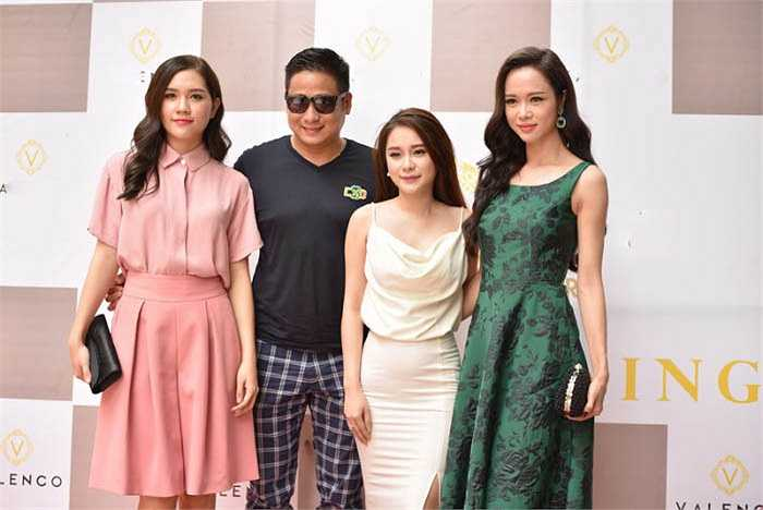 Tham dự sự kiện còn có vợ chồng diễn viên Minh Tiệp.