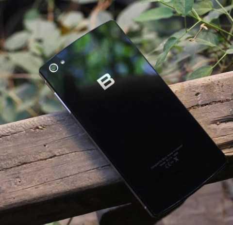 Điện thoại Bphone được quảng cáo là chiếc smartphone Made in Vietnam.