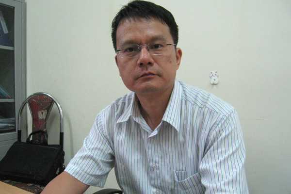 Tiến sỹ Trần Việt Thái, Phó Viện trưởng Viện chiến lược Học viện ngoại giao - Ảnh: VNN